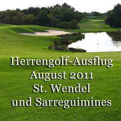 Herrengolfausflug nach St. Wendel, 2011. Golf-Club Freudenstadt. Foto Rainer Sturm stormpic.de