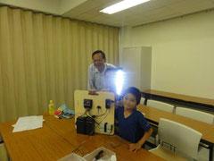 太陽光発電〜親子で手づくり発電教室