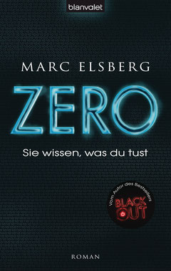 Cover: Zero von Marc Elsberg