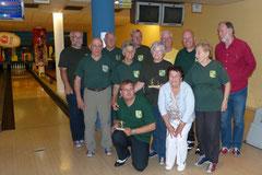 Die Bowling-Gruppe
