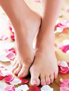 Consejos para el cuidado de tus pies, es importante tener los pies sanos.