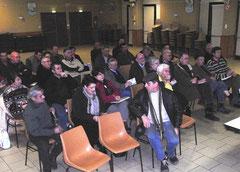 réunion publique SIBV2C Beaumont du Périgord