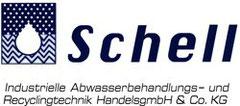 Schell, Industrielle Abwasserbehandlung- und Recyclingtechnik