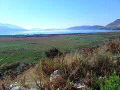 Der schönste Ausblick in Albanien