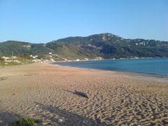 Strandidylle vor Saisonbeginn
