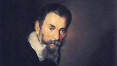 Claudio Monteverdi (zeitgenössisches Porträt)
