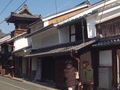 太鼓櫓のある浄琳寺付近も絵になるスポット