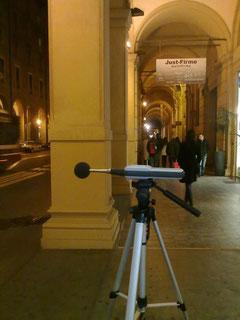 Misure fonometriche, Bologna