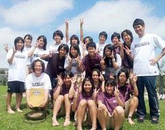 4位入賞した八重高校女子バスケ(提供写真)