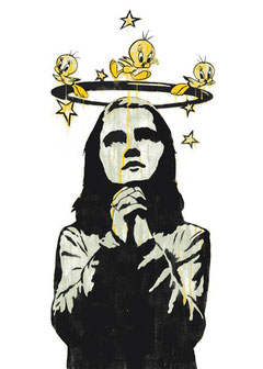 Dolk Praying Girl 2011