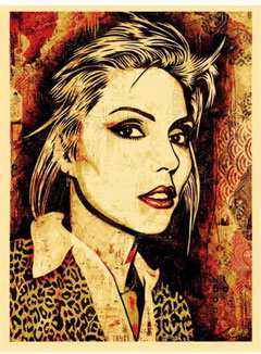 Shepard Fairey Blondie