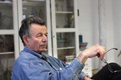 Portrait Prof. Bernd Altenstein