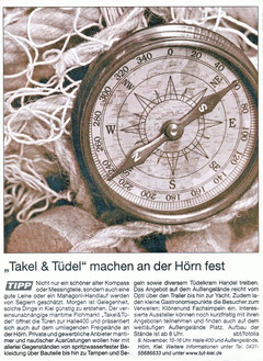 Kieler Nachrichten, Sa. 8. Oktober 2014