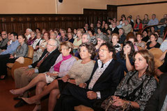 Públic de la passada gala de premis