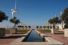 Torre de comunicaciones de Calatrava
