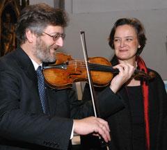 Peter Stein und Ingeborg Danz