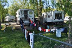Waschtag im heissen Okanagan Valley