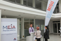 MEIA Research at KUBRI 2014