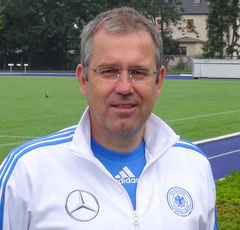 Junioren-Nationaltrainer Michael Feichtenbeiner   /     Foto: DFB