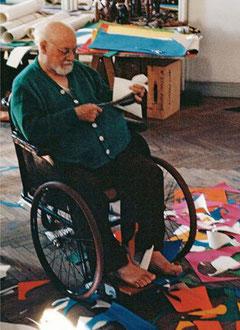 Henri Matisse um 1948