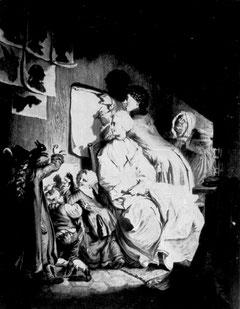 Johann Eleazar Schenau, um 1770/1780