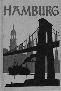 """Titelbild des Buches """"Hamburg"""""""