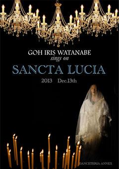 GOH IRIS WATANABE渡辺豪SANCTA LUCIA