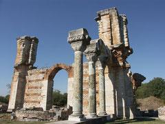 Archäologische Ausgrabung Philippi