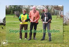 Siegerehrung vom Cloud-Schießen