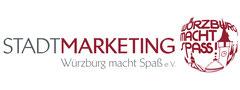 Logo vom Stadtmarketing Würzburg macht Spaß e.V.