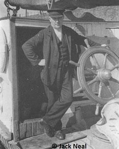Le capitaine au cabotage Joseph Nicolas  de Pleubian