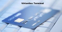 Virtuelles Terminal zur Onlinezahlung