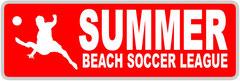 Summer Beach Soccer League