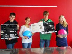 Gewinner: Sekundarklasse, Oberrohrdorf