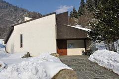 Bruder-Klaus-Kapelle Geimen