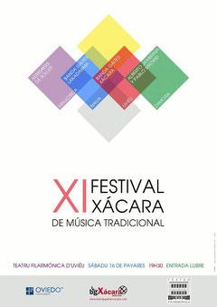 Cartel XI Festival Xácara