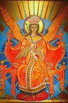 Икона - София Премудрость
