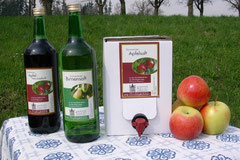 Apfelsaft, Birnensaft, Flasche, Bag-in-Box