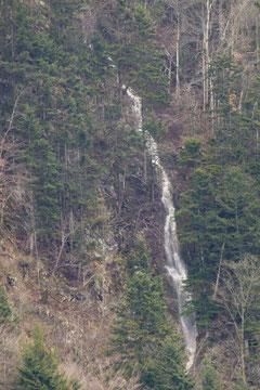 La cascade la la Thuile