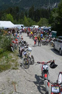 MSC-Kufstein: 255 Teilnehmer in zwei Tagen, mit Toporganisation problemlos gemeistert!