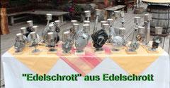 dekorative Trophäen für die Sieger eines Klassik-Trials!