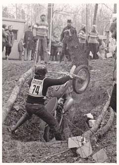 1973, Adi Adamec Triumph Trial Tulln, Platz 11