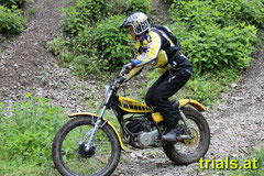 Helfmeyer Silke, Yamaha TY 175, Image: www.trials.at
