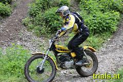 Helfmeyer Silke, Yamaha TY 175, Image: www.trials.at