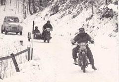 1973, Adi Adamec Wintertourenfahrt, Platz 1
