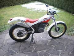 Aprilia TX 311, Bj. 1986, Projekt Friedl Drühe