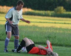 Der SVS brachte den Favoriten aus Arnschwang im Toto-Pokal zu Fall