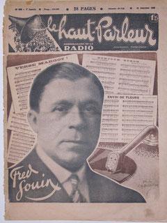 N° du 11 janvier 1931 - Collection des Auteurs