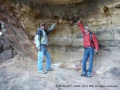 Satbeer und Kapil in Australien