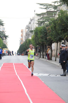 Il vincitore Gennaro Bonvino